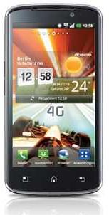 Android Smartphone, LG OPTIMUS TRUE HD LTE P936, für 199,90€