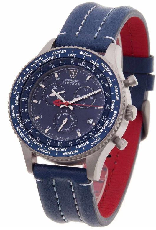 DeTomaso Mode Uhrenbis zu 45% reduziert!