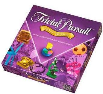 Trivial Pursuit Genus Edition für 19,94€ und viele andere Angebote!