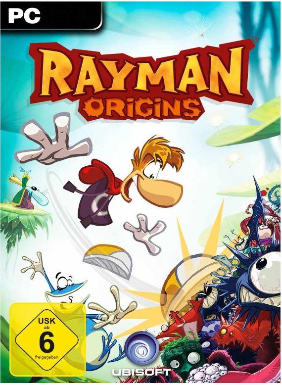 Rayman Origins (PC)   im Download für nur 6.97€