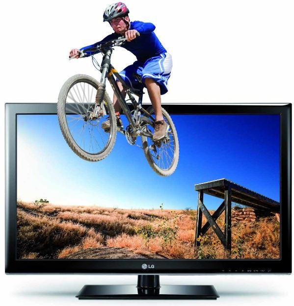 Wieder da! 32 LG 32LM3400, Cinema 3D TV, 81 cm, USB, für 259,99€