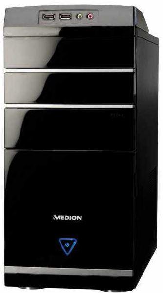 MEDION PC System P5321, MD A821, Intel i5 3GHz 4GB 1TB für 369,99€