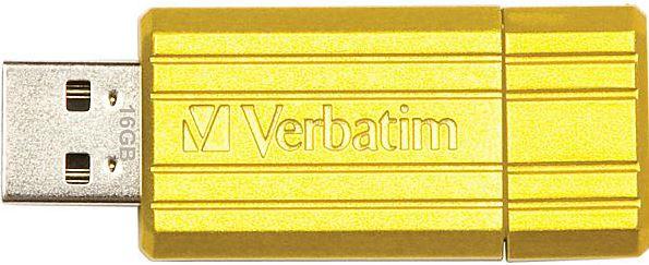 VERBATIM Store'n'Go USB Stick 16GB für 6€