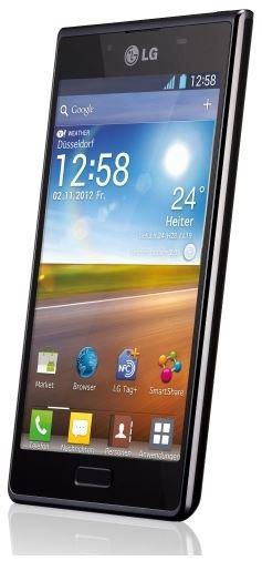 Android Smartphone, LG P700 OPTIMUS L7 für 149,90€