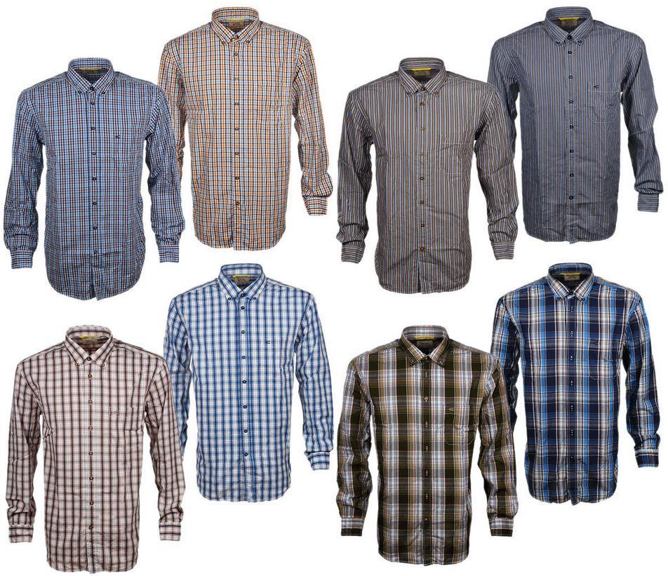 Verschiedene Camel Herren Hemden je 22,22€
