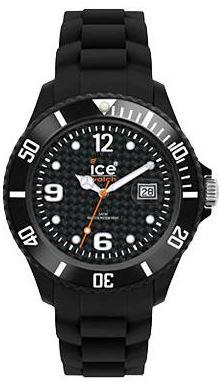 Ice Watch Sili Forever  Unisex SI.BK.U.S.09, für 50€ und viele andere Angebote!