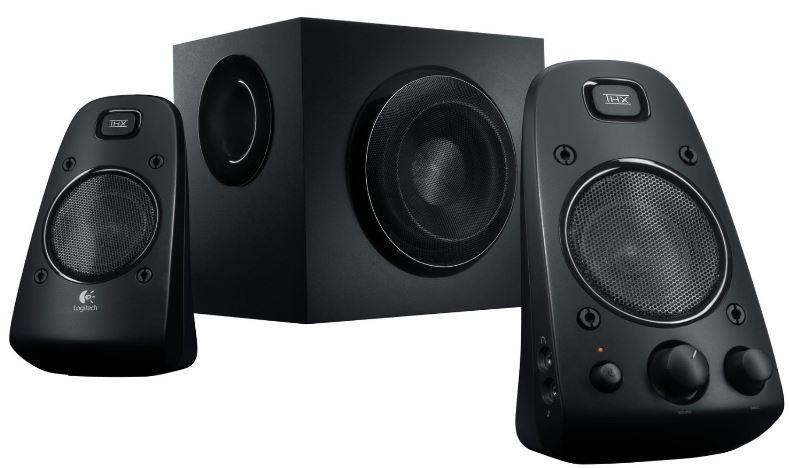 2.1 PC Lautsprechersystem, Logitech Z623 THX, als B Ware für nur 91,26€