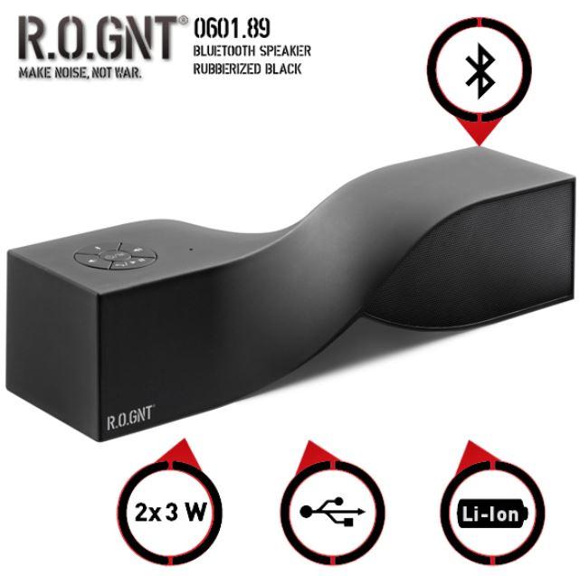 R.O.GNT 0601.89, Bluetooth Lautsprecher für 45,90€