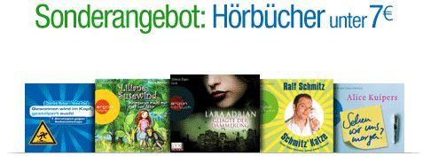 Hörbücher unter 7€   versandkostenfrei!