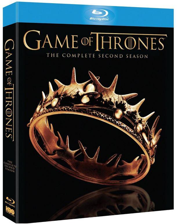 Update! Game of Thrones   Die komplette zweite Staffel für 29€