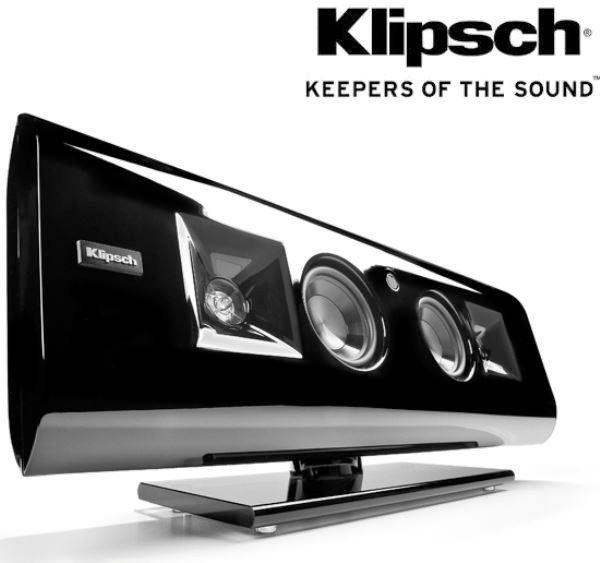 Klipsch G 17 AirPlay fähiger externer Lautsprecher für 235,90€