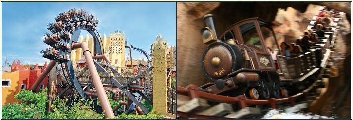 Hotelgutschein für 2 Personen, 1 Übernachtung im 4* Hotel Mado in Köln + Ticket für Phantasialand, für 148€!