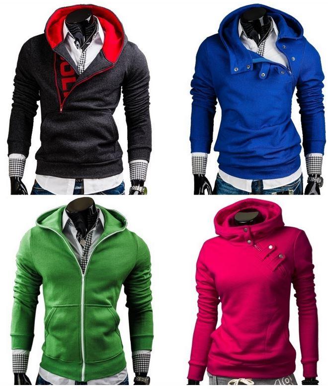 Damen & Herren BOLF Sweatshirt Hoody für je 22,95€