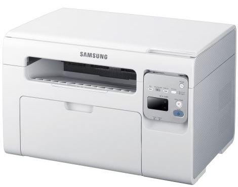 Samsung SCX 3405 Multifunktionsdrucker (Scanner, Kopierer, Drucker, 1200x1200dpi, USB 2.0) für 79,90€