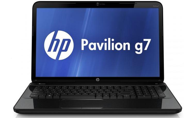 HP Pavilion g7 2222sg, 17 Notebook mit 8GB und HD7670M für 499€