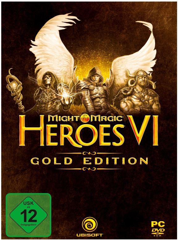 Might and Magic: Heroes VI   Gold Edition als PC Download Version, für nur 18,97€