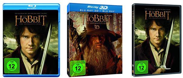 Der Hobbit: Eine unerwartete Reise  ab 6,50€