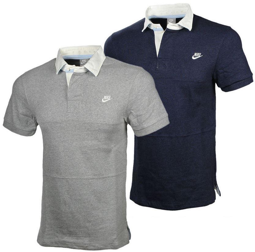 Nike Herren Polo Shirt 466685 Oxford, in zwei Farben, für je 26,95€