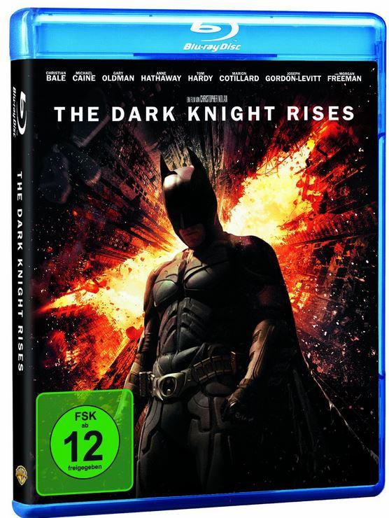 The Dark Knight Rises, als Blu ray für nur 5,02€
