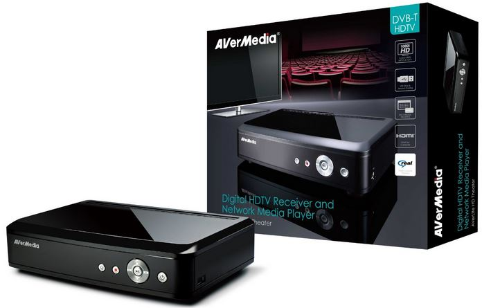 Avermedia HD Theater Media Player (HDMI, USB 2.0) für nur 29,99€