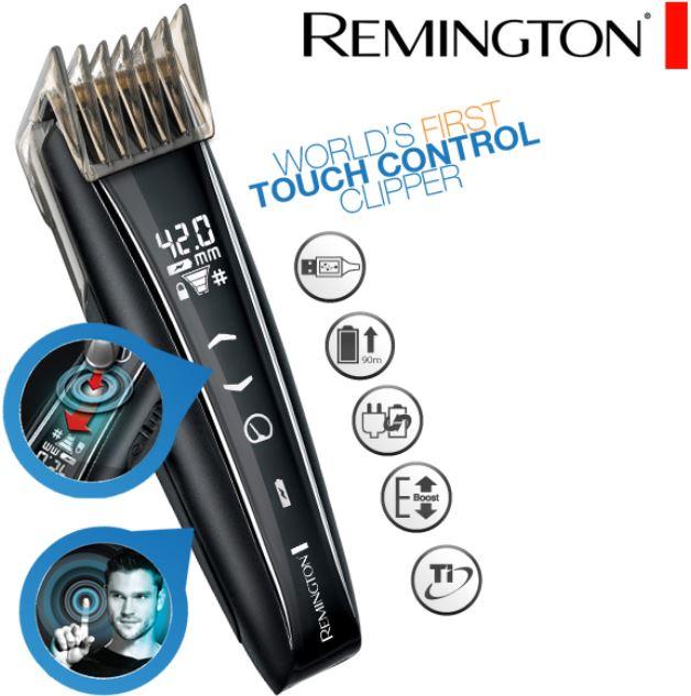 Remington HC5950 – Barttrimmer mit Touch Control für 55,90€