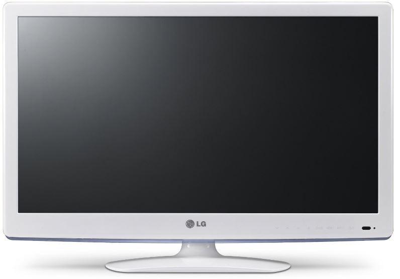 26TV, LG LG26LS359S, mit DVB T/C/S in weiß für 229€