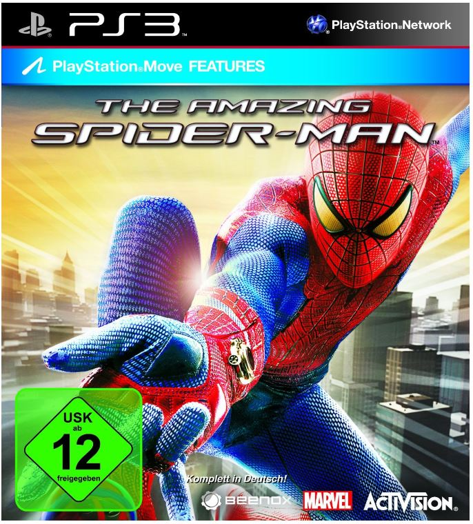 Game Deals der Woche, z.B. Dead Space, Spiderman