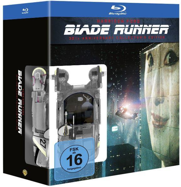 Amazon Blitzangebote seit 14Uhr, z.B. Blade Runner   30th Anniversary Collectors Edition
