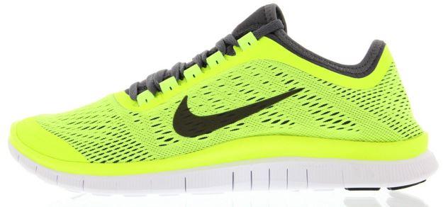 20% auf alles bei Runners Point, z.B. Nike Running FREE 3.0 V5 für 99,92€