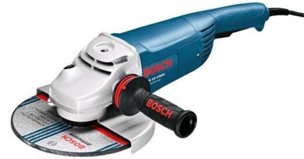 Bosch GWS 22 230H Winkelschleifer für 94,95€ (statt 126€)