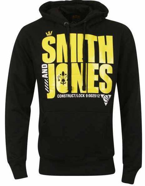 Polo Shirt von BENCH 14,99€ & Hoody von SMITH&JONES für 12,49€