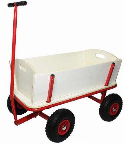 Bollerwagen mit Luftreifen für nur 34,99€ inkl. Versand