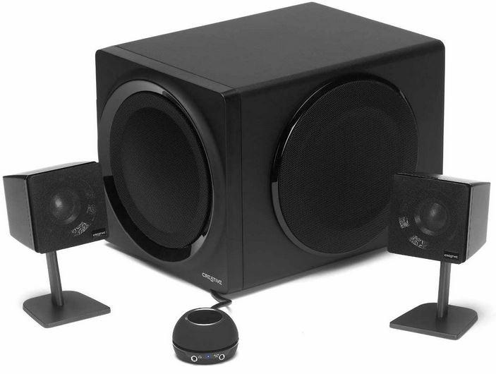 Update! Creative GigaWorks T3 Lautsprecher 2.1 für 133€