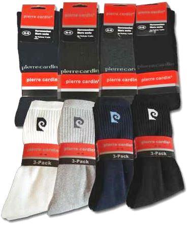Pierre Cardin Business, Sport oder Sneaker Socken, 15 Paar für 17,99€
