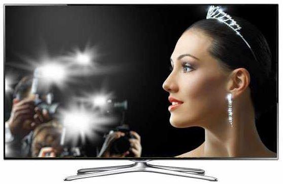 Smart 3D TV, Samsung UE 40F6500, 400 Hz Dual Core für 699€