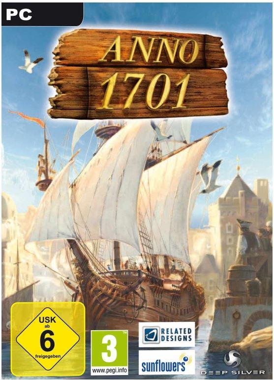 ANNO 1701 als PC Download Version, für nur 5,97€