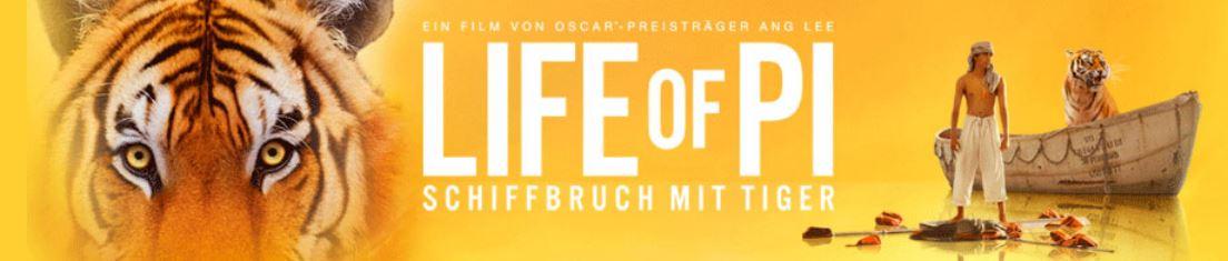 Life of Pi   Schiffbruch mit Tiger   und andere Bestseller bei Amazon