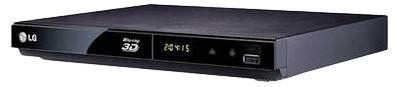 3D Blu Ray Player, LG BP 325, für 57,33€