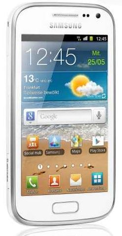 Samsung Galaxy Ace 2 GT I8160, Android Smartphone, mit NFC für 149,90€