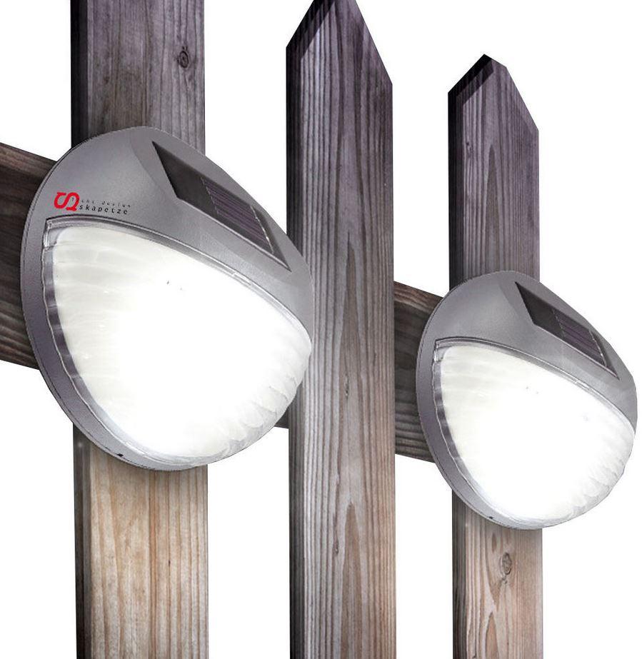 Garten Solarlampe im Doppelpack für nur 9 99€ inkl Versand