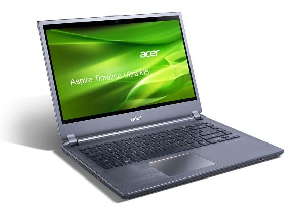 Acer Aspire Timeline M5 481 für 499,90€   Ultrabook mit i5 3317U, 4GB RAM, 500GB HDD