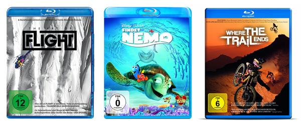 Blu ray Empfehlungen zum guten Preis bei Amazon