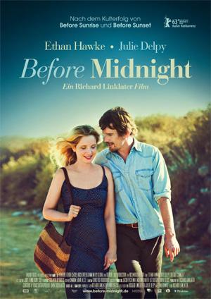 Update! Ab 10.30 Uhr: kostenlos ins Kino zu Before Midnight