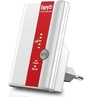 AVM! Fritz 310 für 26,11€ als Warehousedeal   WLAN Repeater mit 300 Mbit/s und WPS