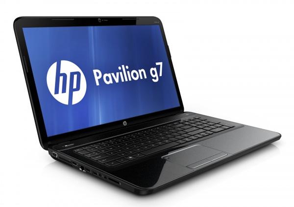 HP Pavilion g7 2303sg für 598,99€   17 Notebook mit i7 3632QM, 8GB RAM, 640GB Festplatte