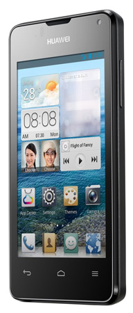 Huawei Ascend Y300    Einsteiger Smartphone mit Android 4.1, 5MP, 1GHz für 30€