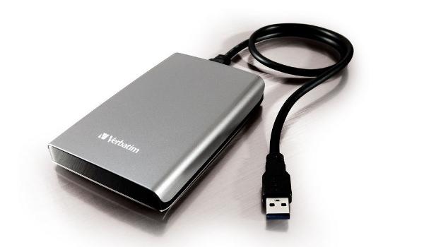 Update! Verbatim Store 'n' Go externe Festplatte für 56,18€   1TB, USB 3.0