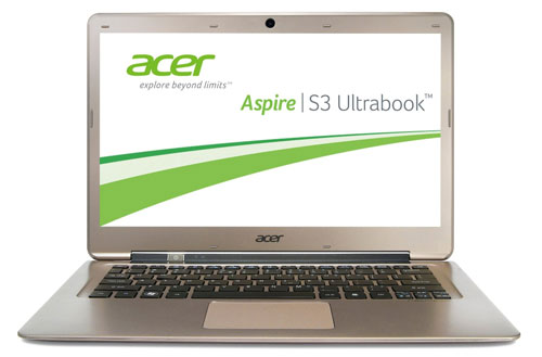 Acer Aspire S3 391 ab 365€ bei OTTO
