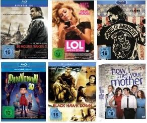 Mailights   Viele reduzierte Blu rays, DVDs ...uvm.