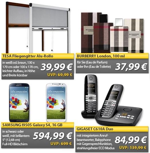 Siemens GIGASET C610A Duo ab 77€ ...uvm.   OHA Wochenend Deals